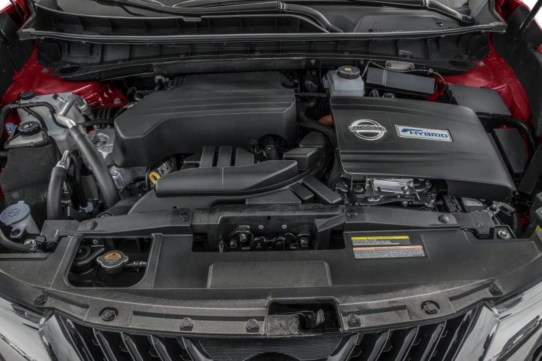 2016 Nissan Murano Hybrid Exterior Photo