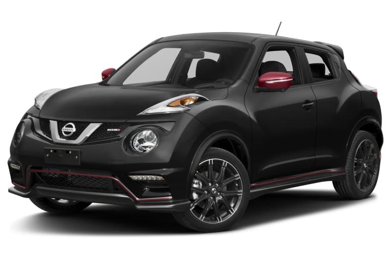 2016 Nissan Juke Exterior Photo