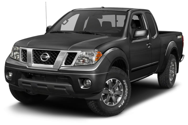 2014 Nissan Frontier Desert Runner For Sale >> 2018 Nissan Frontier PRO-4X 4x4 King Cab 6 ft. box 125.9 in. WB Pictures