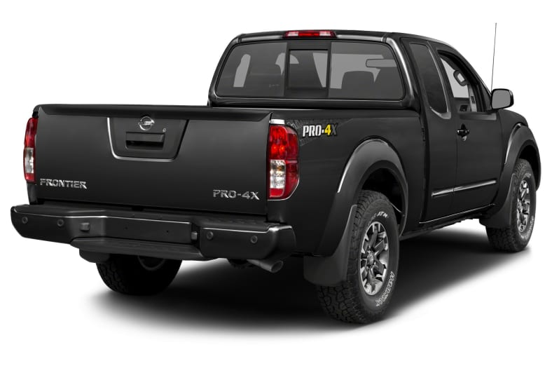 2016 Nissan Frontier Desert Runner King Cab >> 2018 Nissan Frontier PRO-4X 4x4 King Cab 6 ft. box 125.9 in. WB Pictures