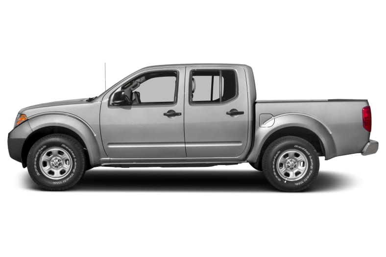 2016 Nissan Frontier Desert Runner King Cab >> 2017 Nissan Frontier S 4x4 Crew Cab 4.75 ft. box 125.9 in. WB Pictures