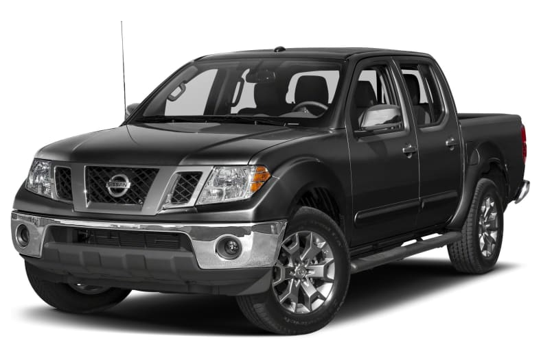 2018 nissan frontier sl 4x4 crew cab ft box 125 9 in. Black Bedroom Furniture Sets. Home Design Ideas