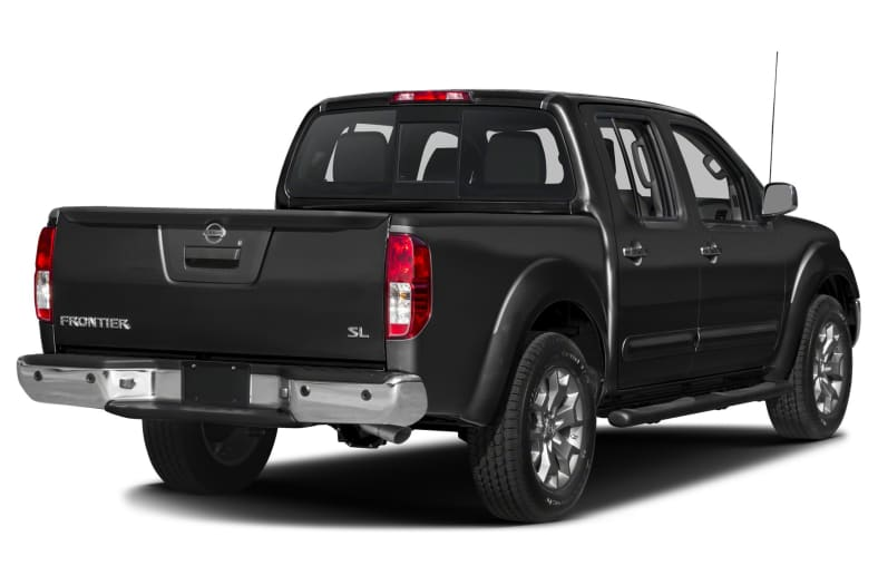 2015 nissan frontier sl 4x4 crew cab 6 ft box 139 9 in wb pictures. Black Bedroom Furniture Sets. Home Design Ideas