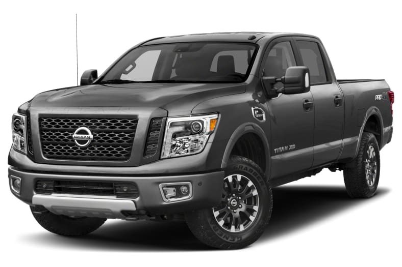 2017 nissan titan xd pro 4x gas 4dr 4x4 crew cab 6 6 ft box 151 6 in wb pictures. Black Bedroom Furniture Sets. Home Design Ideas