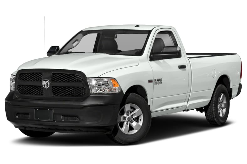 2016 RAM 1500 New Car Test Drive