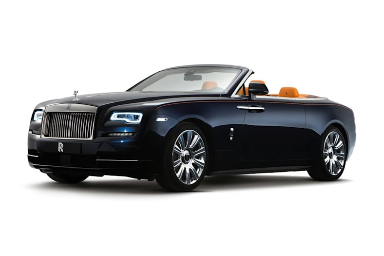2016 Rolls-Royce Dawn Exterior Photo