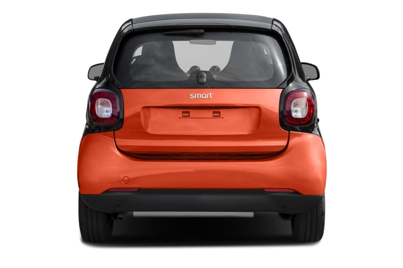 2016 smart fortwo Exterior Photo