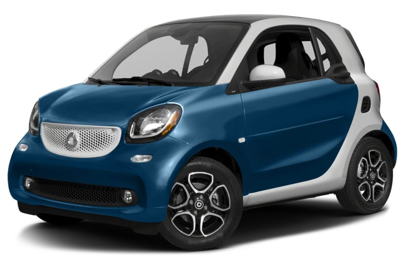 2016 fortwo