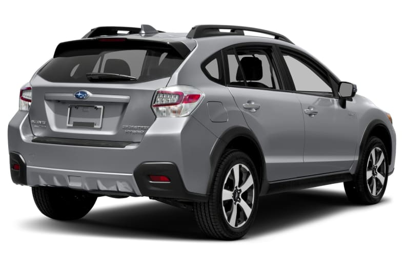 2016 Subaru Crosstrek Hybrid Exterior Photo