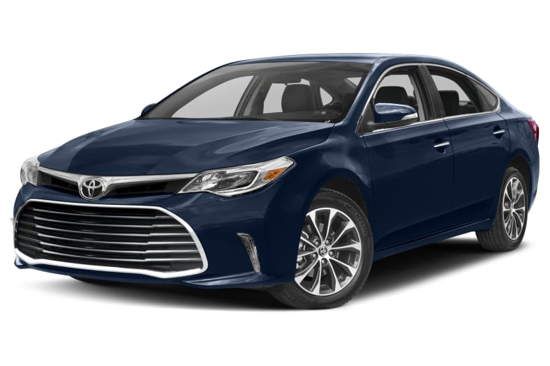 2017 Toyota Avalon Information