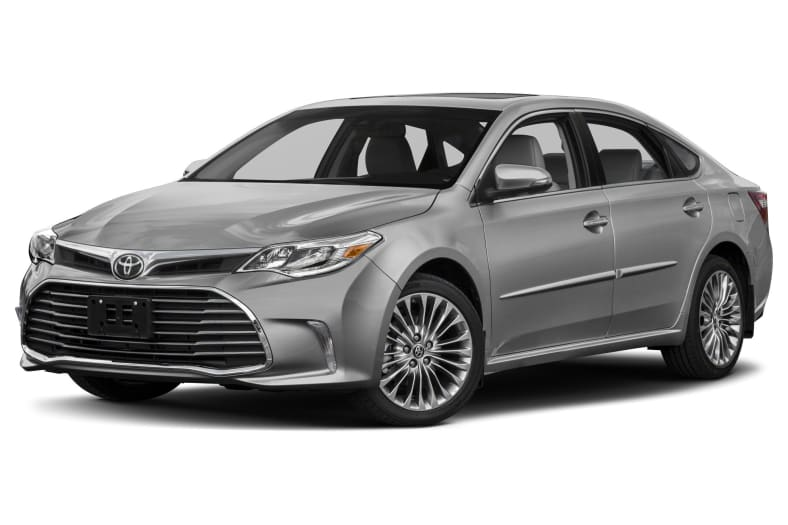 2017 Toyota Avalon Limited 4dr Sedan