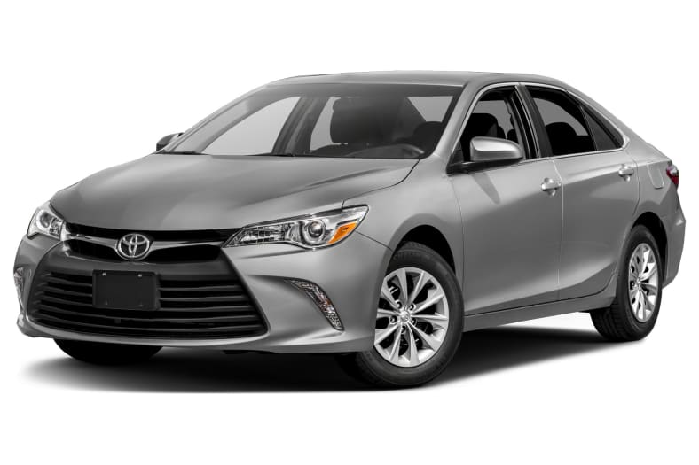 2016 Toyota Camry Information