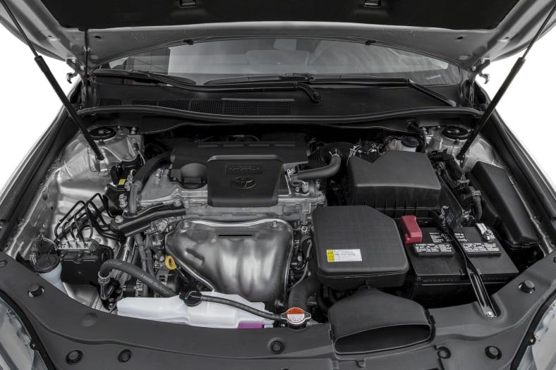 2017 Toyota Camry Exterior Photo