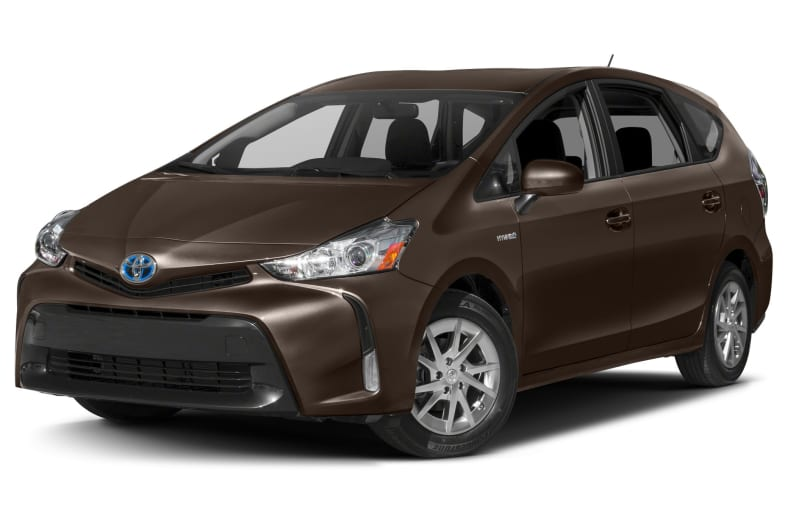 2017 toyota prius v three 5dr wagon information. Black Bedroom Furniture Sets. Home Design Ideas