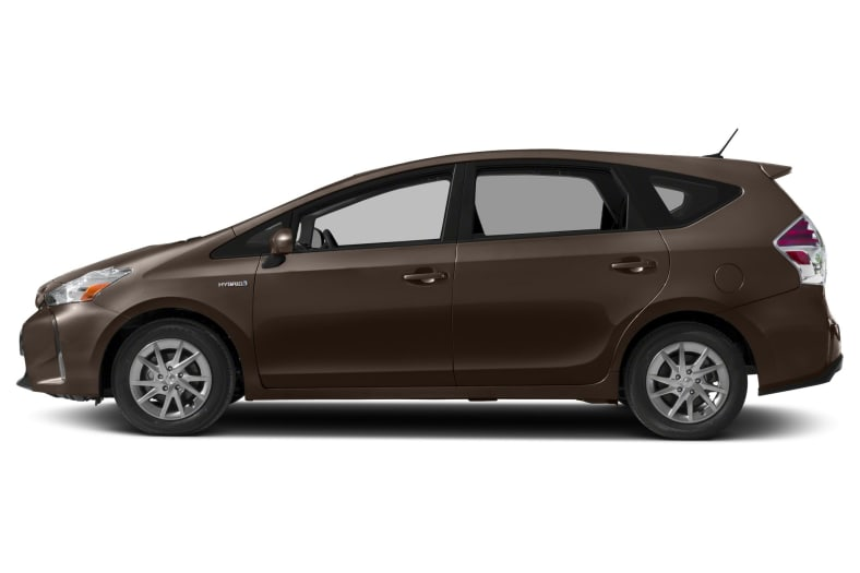 2017 toyota prius v four 5dr wagon pictures. Black Bedroom Furniture Sets. Home Design Ideas