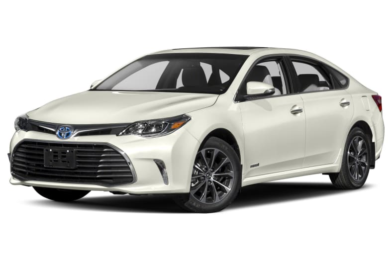 2017 Toyota Avalon Hybrid Information