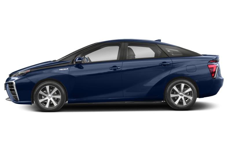 2016 Toyota Mirai Exterior Photo