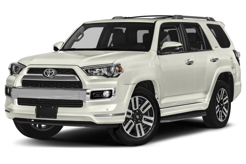 Limited 4dr 4x4 2018 Toyota 4Runner