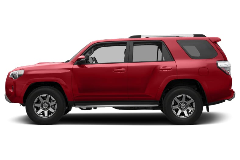 Charming 2014 Toyota 4Runner Exterior Photo