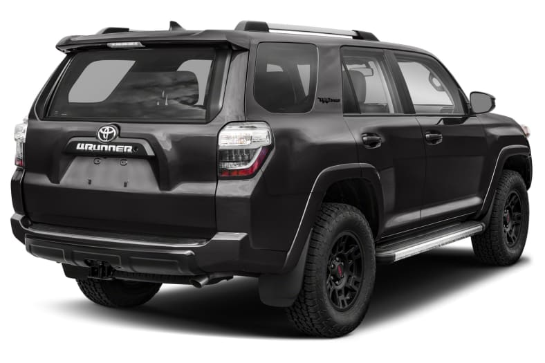 2017 Toyota 4runner Trd Pro 4dr 4x4 Pictures