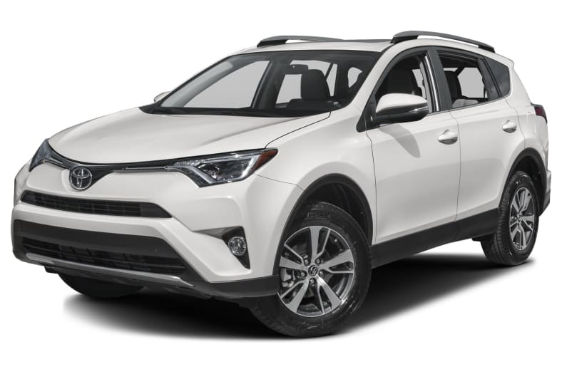 2017 Toyota Rav4 Xle 4dr All Wheel Drive Pictures