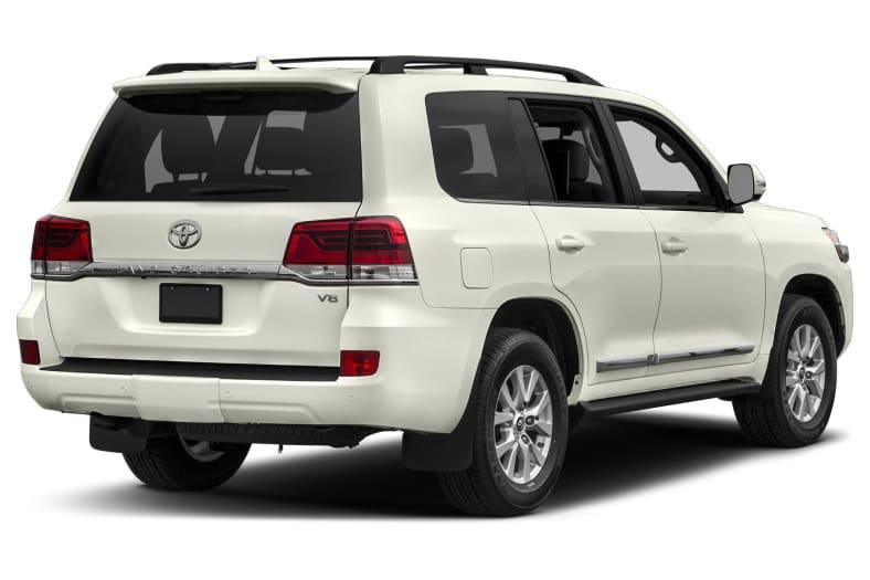 2017 Toyota Land Cruiser Information