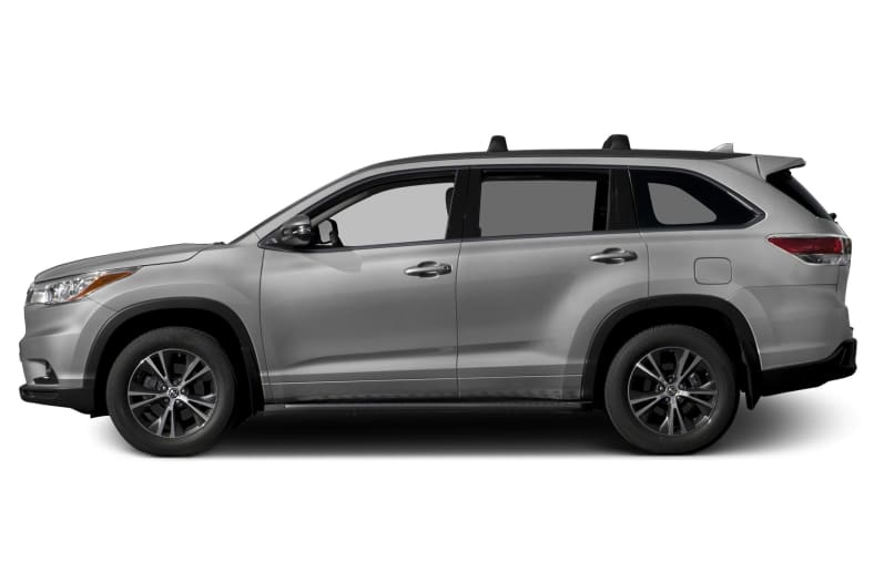 2016 toyota highlander xle v6 4dr all wheel drive pictures. Black Bedroom Furniture Sets. Home Design Ideas
