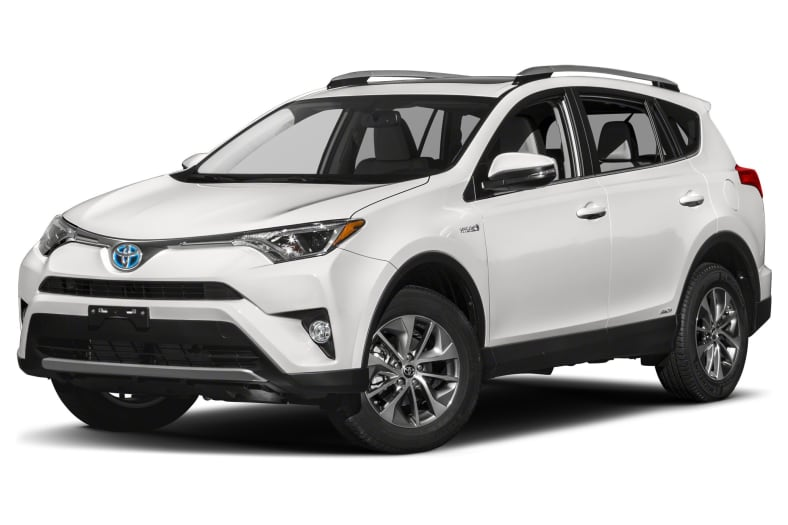 2017 Toyota Rav4 Hybrid Exterior Photo