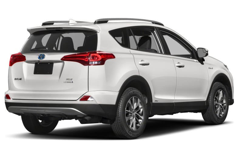 Toyota Rav4 2018 Hybrid >> 2018 Toyota Rav4 Hybrid Xle 4dr All Wheel Drive Specs And Prices