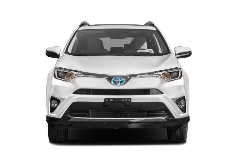 2017 Toyota RAV4 Hybrid Exterior Photo