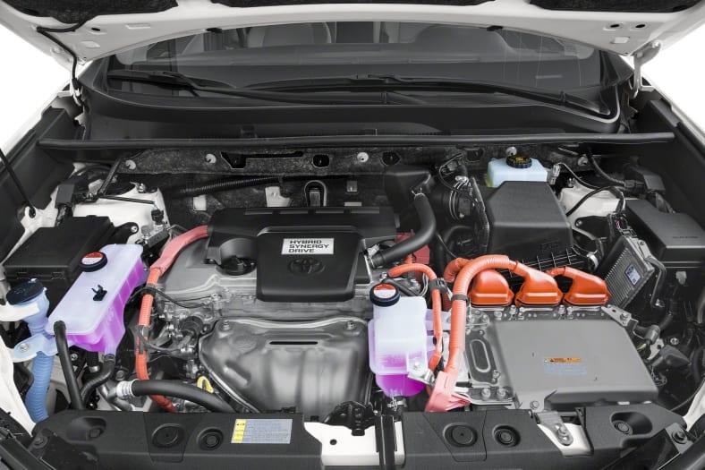 2016 Toyota RAV4 Hybrid Exterior Photo