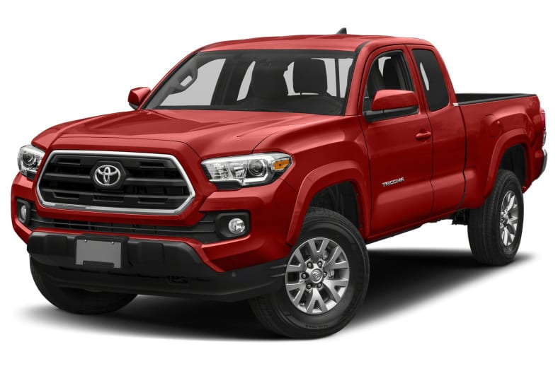 2018 Toyota Tacoma Sr5 V6 4x2 Access Cab 127 4 In Wb