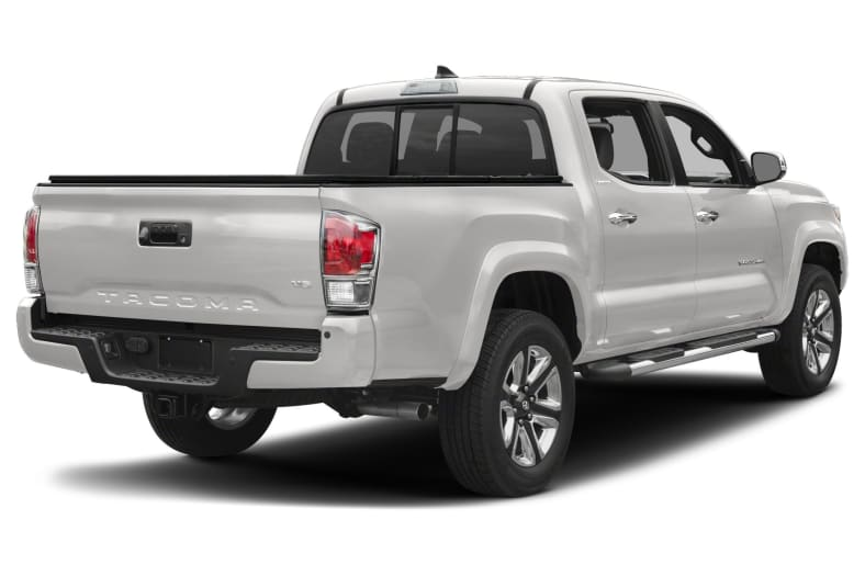 2017 toyota tacoma limited v6 4x4 double cab 127 4 in wb pictures. Black Bedroom Furniture Sets. Home Design Ideas