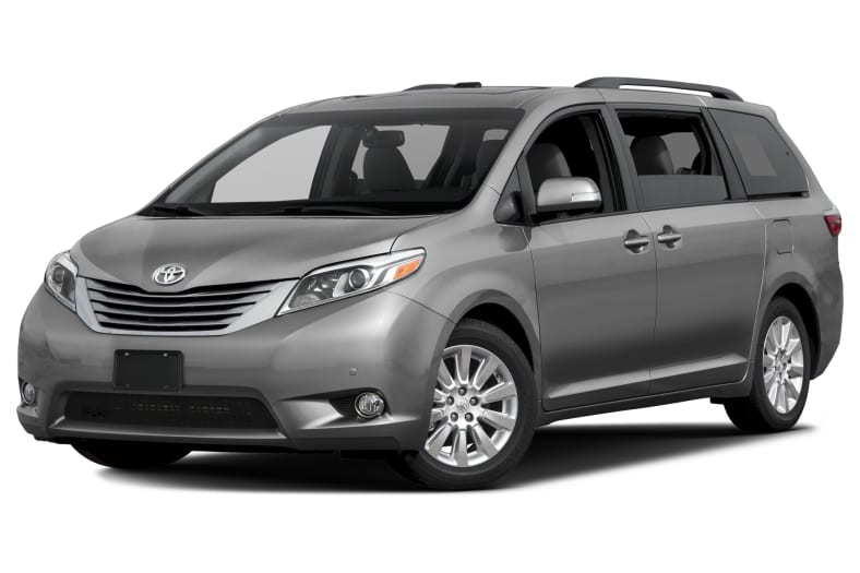 2017 Toyota Sienna XLE Premium 7 Passenger 4dr All wheel Drive