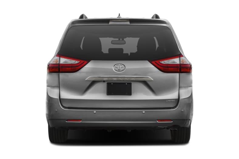 2017 Toyota Sienna Xle Premium 7 Passenger 4dr All Wheel Drive Passenger Van Pictures