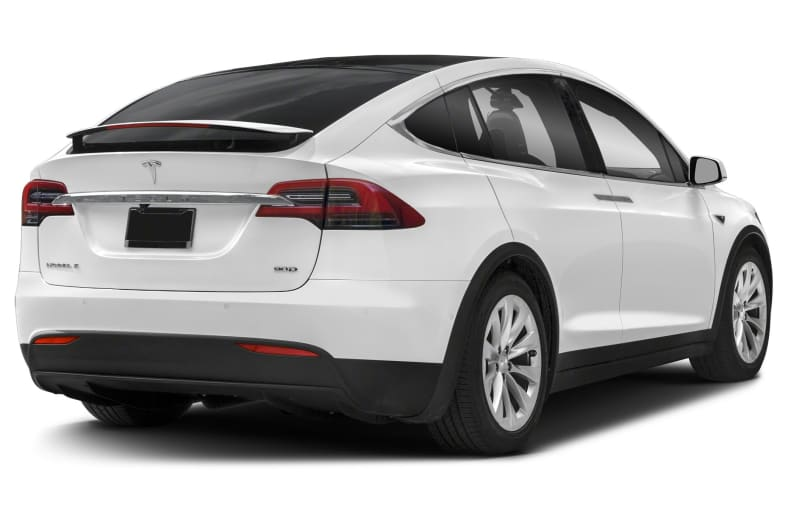2018 Tesla Model X Exterior Photo