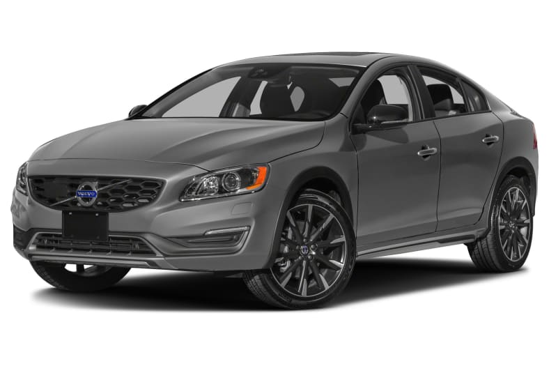 2016 S60 Cross Country