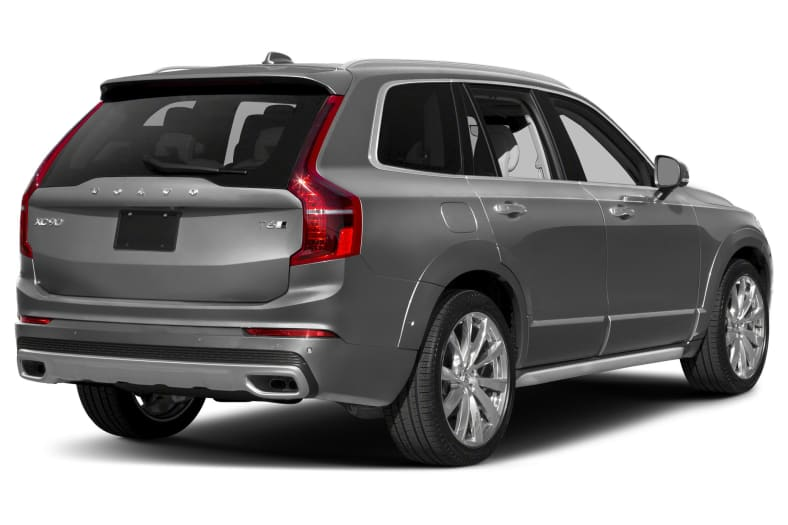 2017 Volvo Xc90 T6 Inscription 4dr All Wheel Drive Pictures