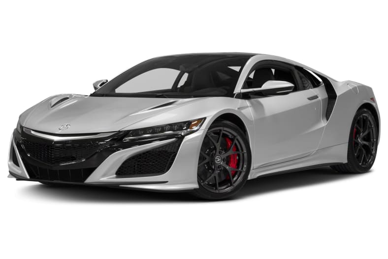 2017 Acura NSX Pricing - For Sale | Edmunds