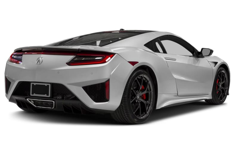 2018 Acura Nsx Safety Features