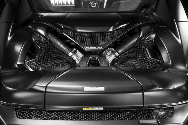 2018 Acura NSX Exterior Photo