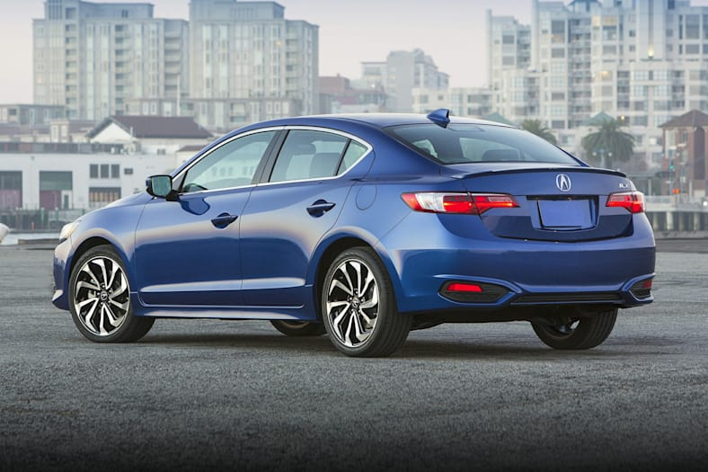 2018 acura ilx technology plus a spec packages 4dr sedan pictures. Black Bedroom Furniture Sets. Home Design Ideas