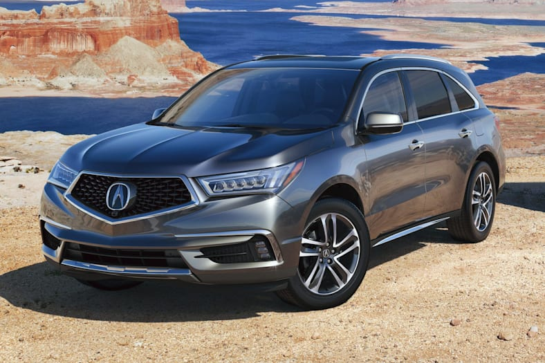 2018 acura mdx information. Black Bedroom Furniture Sets. Home Design Ideas