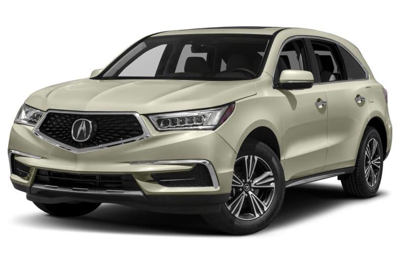2017 Acura Mdx Information Autoblog