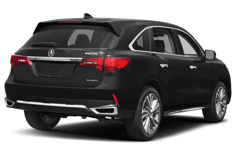 2017 acura mdx 3 5l w technology package 4dr sh awd pictures. Black Bedroom Furniture Sets. Home Design Ideas
