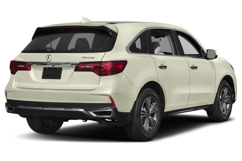 2017 Acura MDX 3.5L 4dr Front-wheel Drive Pictures