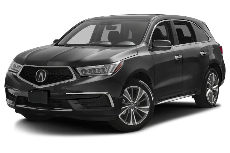 2017 acura mdx 3 5l w technology package 4dr front wheel drive information. Black Bedroom Furniture Sets. Home Design Ideas