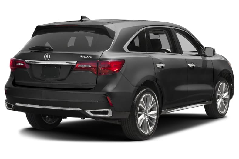 2017 acura mdx 3 5l w technology package 4dr front wheel drive pictures. Black Bedroom Furniture Sets. Home Design Ideas