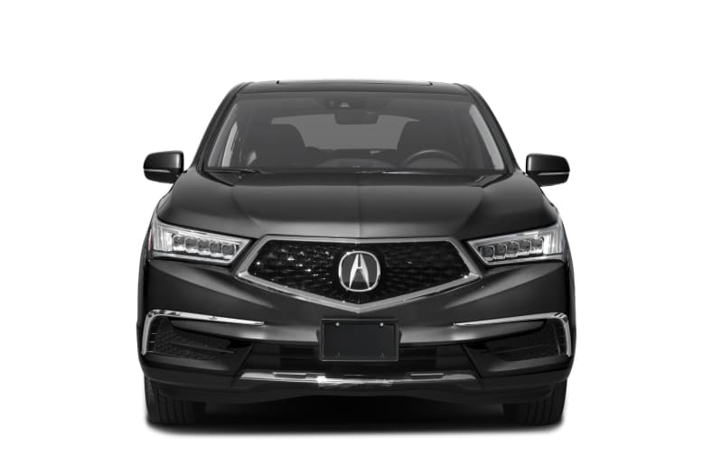 2017 Acura MDX 3.5L w/Technology Package 4dr Front-wheel ...