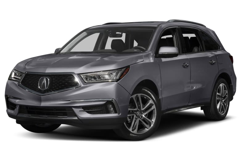 2017 Acura MDX 3.5L w/Advance Package 4dr Front-wheel ...